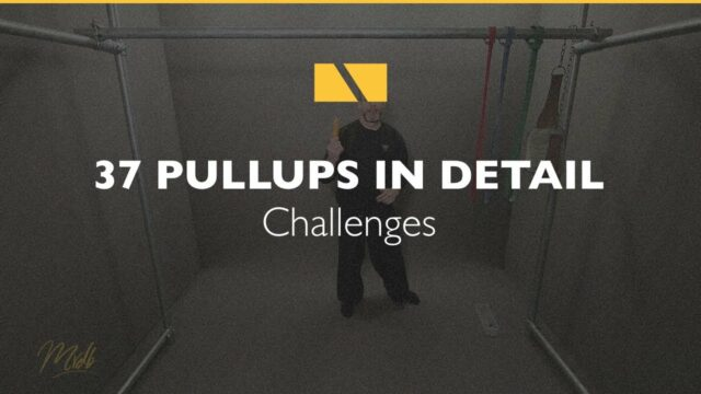 How to Pullup #37 – Challenges