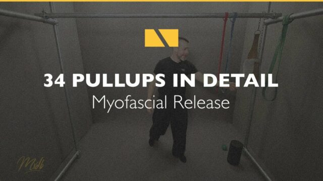 How to Pullup #34 – Myofascial Release