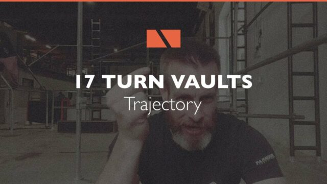 How to Turn Vault #17 – Trajectory