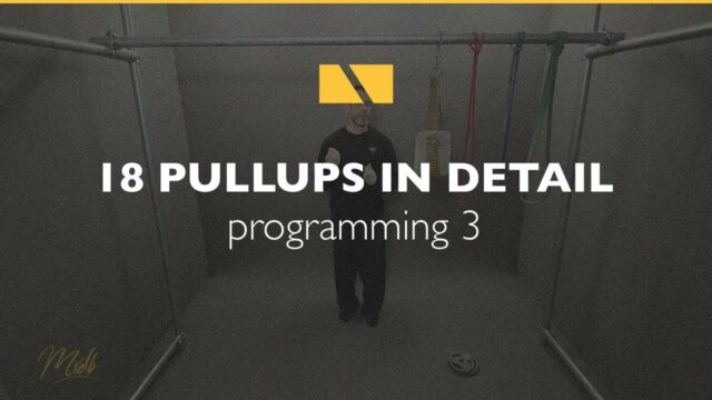 How to Pullup #18 – Programming 3