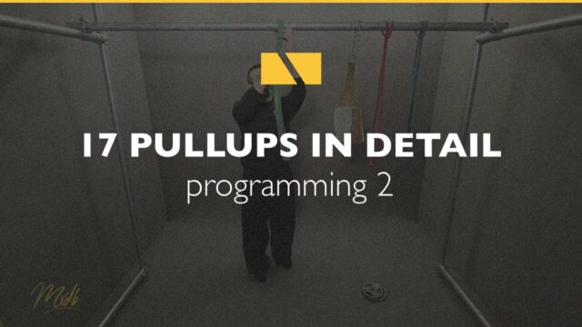 How to Pullup #17 – Programming 2