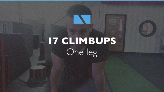 How to Climbup #17 – One Leg