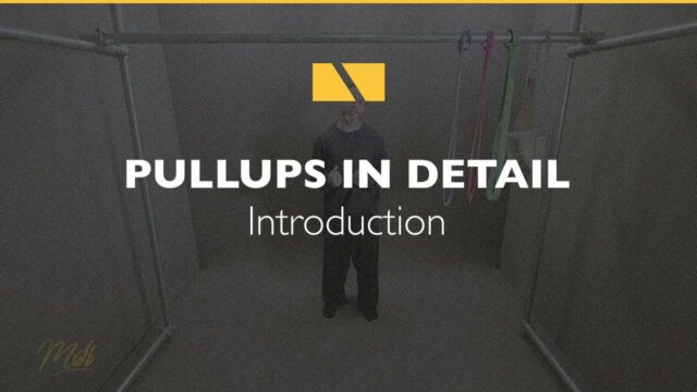 How to Pullup #01 – Introduction