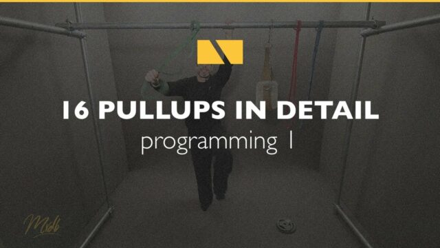 How to Pullup #16 – Programming 1