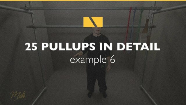 How to Pullup #25 – Example 6
