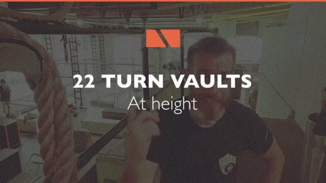 How to Turn Vault #22 – At Height