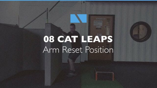 How to Cat Leap #08 – Arm Reset Position