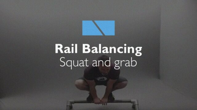 How to Balance #09 – Squat And Grab